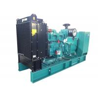 Wholesale 500kw Diesel Generator Set With Atomatic Alarm System / Insulation Class H from china suppliers