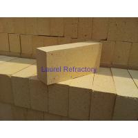 Wholesale Glass Kiln High Alumina Brick , High Temperature Resistent Refractory Bricks from china suppliers