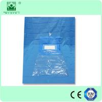 Wholesale Reinforced Sterile Craniotomy Surgical Drape With Pouch from china suppliers