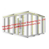 Wholesale Freezer Cold Room Refrigeration Unit And Thermal Insulated PU Overlapping Hinged Doors from china suppliers