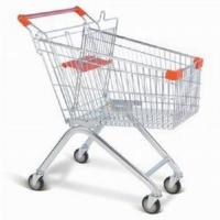 Wholesale 100 Liters European Supermarket Cart (MJYI-100B) from china suppliers