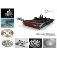 Wholesale IPG RAYCUS N - night Fiber Laser Cutting System , CNC Laser Metal Cutting Machine from china suppliers
