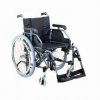 Wholesale Wheelchair with Adjustable Aluminum Chair Frame from china suppliers
