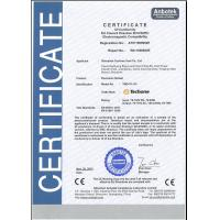 Shenzhen Techone Tech Co.,Ltd Certifications