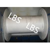 Buy cheap Split Type Steel Wire Rope Winch Drum For Petroleum Tractor Hoist from wholesalers