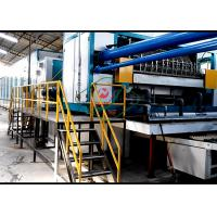 Wholesale Pulp Molding Rotary Egg Tray / Fruit Tray Forming Equipment with 6 Layers Dryer from china suppliers