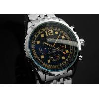 Wholesale Steampunk Pro Mechanical Automatic Watches 16mm With Stainless Steel Case from china suppliers