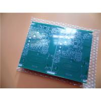 Buy cheap Lead Free HASL 4 Layer PCB board Mass Production With Green Color from wholesalers