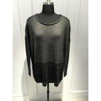 Wholesale Raw Edge Wool Acrylic Batwing Long Sleeve Loose Knit Sweater 15JT001 from china suppliers