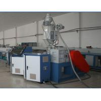 Wholesale PVC Single Screw Extruder for PVC Pipe Sheet , Board production line from china suppliers