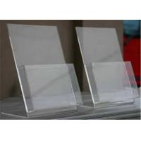 Wholesale Commercial Custom Acrylic Products Display Stand With Laser Cutting Craft from china suppliers