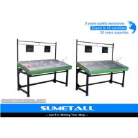 Wholesale Shop Display Shelving Units Fruit And Veg Display Stands Corrosion Protection from china suppliers