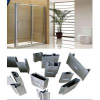 Wholesale Alloy 6000 T3- T8 Silver Polished Aluminium Extrusion Profiles For Shower Room Applicaton from china suppliers