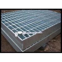 Wholesale OEM Welding, Punching Stainless Steel Bar Gratings BS4592-1987 for chemical industry from china suppliers