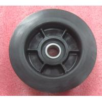 Wholesale Metal PBT Wheel Insert Injection Molding , 2 Cavity Moulded Plastic Components from china suppliers
