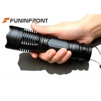 Wholesale 1200LM Ultra Bright CREE XM-L T6 LED Torch Carrying 18650 or 26650 Li-ion Battery from china suppliers