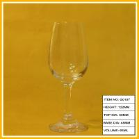 Wholesale Custom Made Mini Clear Goblet Wine Glass Fine Crystal Champagne For Wedding from china suppliers