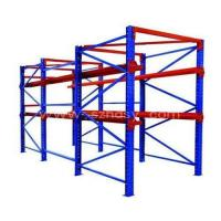 Wholesale Industrial Storage Equipment Selective Drive in Pallet Rack Corrosion protection from china suppliers