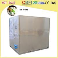 Wholesale Less Power Consumption Cube Ice Maker / Small Ice Machine Business 20 Tons from china suppliers