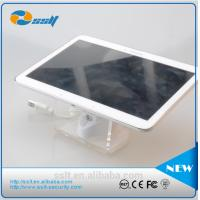 Wholesale Newest design laptop SSLT Security Display Stand Tablet PC Security Alarm Stand best choice in computer exhibition from china suppliers