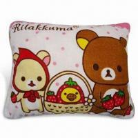 Wholesale Small Pillow, Suitable for Children's, Various Designs and Sizes are Available from china suppliers