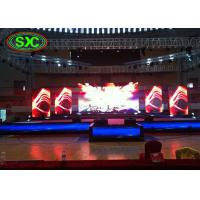 Wholesale P4 P10 Full Color Stadium LED Display Commercial Advertising Led Screen from china suppliers