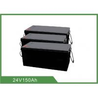 Wholesale 24V 150Ah LiFePO4 Battery Pack with BMS for LED light / Solar street light from china suppliers