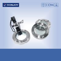 Wholesale Stainless Steel Sight Glass Multi-Angle light shell flanged with lamp from china suppliers