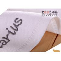 Quality Solid Color Large Bath Towels Hotel Collection For Women / Men Easy Wash for sale