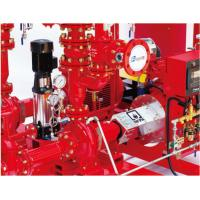 Wholesale Fire Fighting End Suction Fire Pump , Diesel Engine Fire Pump 500 Gpm@111psi centrifugal end suction pump ul listed fire from china suppliers