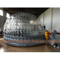 Clear Spa Inflatable Event Tents