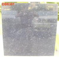 Wholesale Double loading crystal black floor tile DB6301 from china suppliers