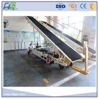Wholesale Towable Baggage Conveyor Belt Loader , 700 - 750 Mm Width , Easy Operation from china suppliers
