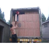 Wholesale Packing & Loading photos Glass Fiber Reinforced Gypsum Ceiling Tile 595X595X 9mm from china suppliers