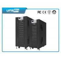 Wholesale LCD display Low Frequency Online UPS , CE Three Phase Industrial UPS 10kva - 200kva from china suppliers