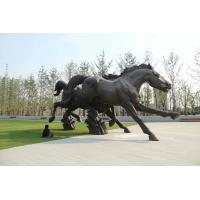 Wholesale DL1335 horse statue animal statue horse sculpture from china suppliers