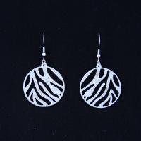 Wholesale Fashion High Quality Ladies Women Girls Stainless Steel Earrings LEF16 from china suppliers