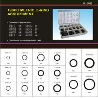 Wholesale Approved AS568 Standard NBR O Ring Kit, Silicone, Viton O-Ring Kits For Assemble Parts from china suppliers