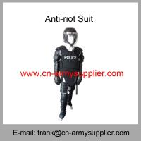Wholesale Cheap China Army  Fire-resistant Military Tactical Anti-Riot Suit