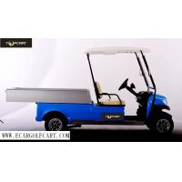 Wholesale Popular 48v Utility Electric Car Golf Cart With Led Lights For Luggage from china suppliers