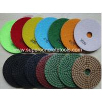 Wholesale Premier Turbo Resin Wet Polishing Pad from china suppliers