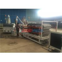 Wholesale Multi Layer Fireproof Plastic Villas Roofing Tile Making Machine With Screw Loader from china suppliers