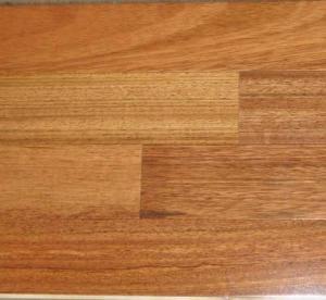 Wholesale exotic Brazilian Cherry(Jatoba) engineered hardwood flooring from china suppliers