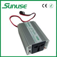 Buy cheap 100W Off Grid Modified Sine Wave Car Inverter With USB Port , High Frequency from wholesalers