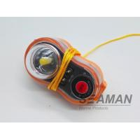 Wholesale Water Activate SOLAS Life Jacket Light Lifesaving Indication Signal Light from china suppliers