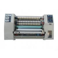 Wholesale Adhesive Tape Slitting Machine For BOPP / PVC / PET / PE And Themal Paper from china suppliers