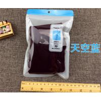 Wholesale flat and printed with ziplock for Underpants packaging , PET Plastic ziplock bags from china suppliers