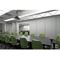 Wholesale Professional Folding Wall Acoustic Movable Room Dividers For Conference Room from china suppliers