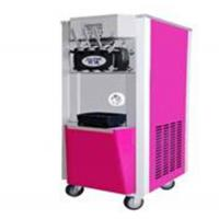 Wholesale Pink Soft Serve Ice Cream Machine , 26 L/H Capacity Commercial Ice Making Machine from china suppliers