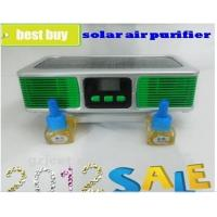 Wholesale 3,600,000 pcs/cm3 Innovative Solar Car Air Purifier Can Prevent Traffic Accident from china suppliers